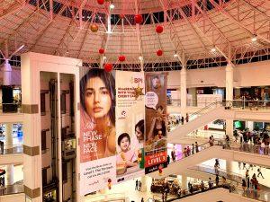 Ayala Mall内風景