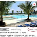 Airbnbレビュー