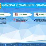 ラプラプシティのGCQガイドライン
