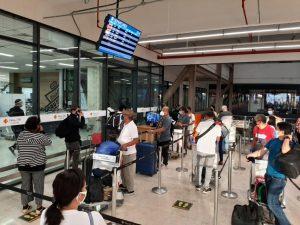 マクタンセブ国際空港: 国内線再開!