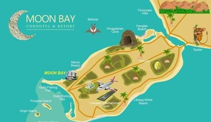 Moon Bay Condotel MAP