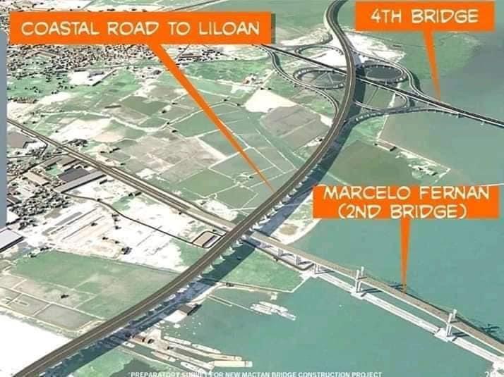 セブ-マクタン第四の橋