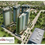 Avida Tower Riala 完成イメージ