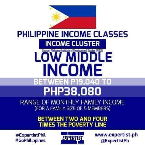 低中所得層