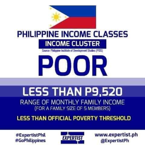 POOR = 貧困層