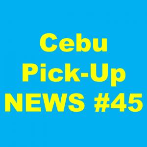 PICK UP NEWS 45